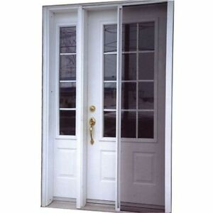 mirage retractable screen door