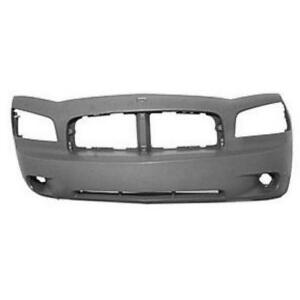 NEW PAINTED 2006-2010 DODGE CHARGER FRONT BUMPERS +FREE SHIPPING