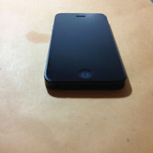 Iphone 5 16 GB NOIR