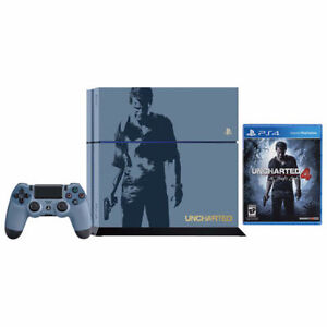 PlayStation 4 500GB Uncharted 4: A Thief's End Limited Edition B