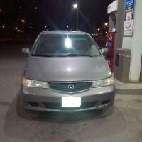 2000 Honda Odyssey EX-L Minivan, Van