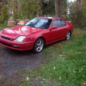 1999 Honda Prelude sh Part out!
