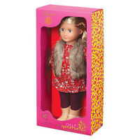 "Brand New In Box OG Claire 18"" Doll"