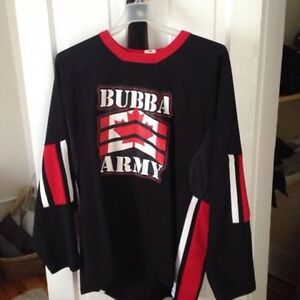 Collectable Bubba Army Canada Jersey Stratford Kitchener Area image 1