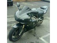 Yamaha R1 1998 Grey