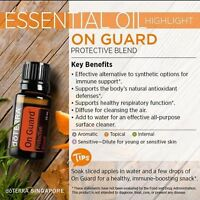 Stay Healthy with Essential Oils this Winter