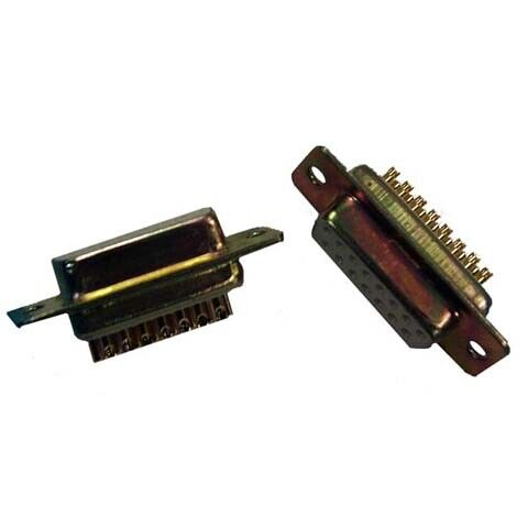 DB-15F Solder Cup Connector
