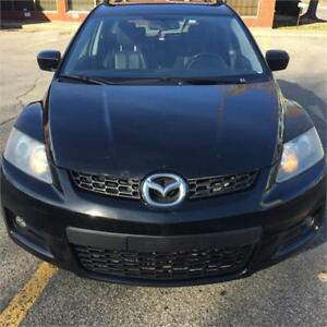 MAZDA CX7 2007 FULLY  EQUIPED + AWD **** 3950$