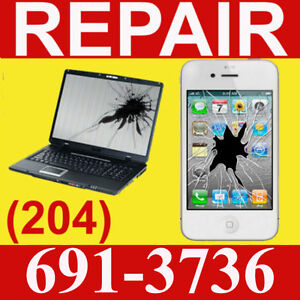 WINNIPEG PHONE & TABLET REPAIR IN DOWNTOWN: iPHONE/iPAD/SAMSUNG