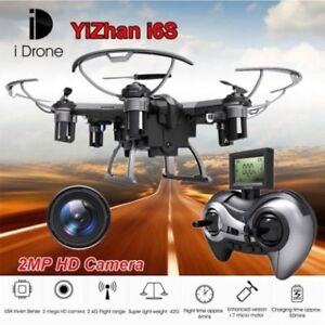 Drone I6S 6-axis Gyro 4-Channel 2.4GHz RC Mini Quadcopter Drone
