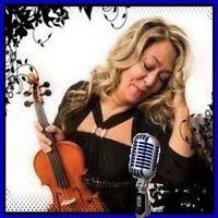 Chanteuse, pianiste et violoniste disponible pour vos évènements