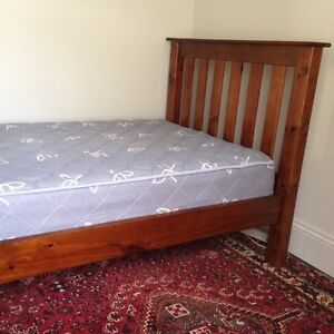 King single bed with mattress Mount Barker Mount Barker Area Preview