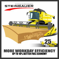 Boost your New Holland's power and torque by up to 25%