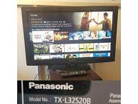 Panasonic TX-L32S20B 32-inch Full HD 1080p 100Hz LCD TV with Freeview HD