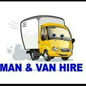 MAN WITH A VAN IN NEWCASTLE UPON TYNE ( jobs from £20 )