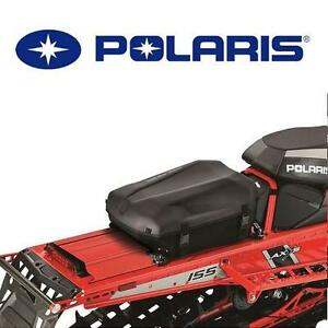 NEW POLARIS LOCK  RIDE TUNNEL BAG PREMIUM SNOWMOBILE BAG 104152389
