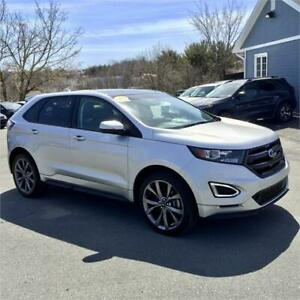 2017 Ford Edge Sport w/remote start/bluetooth/navigation