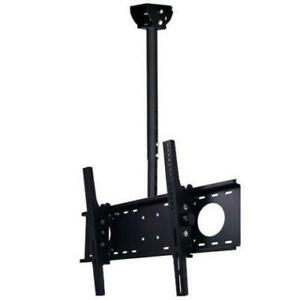TV CEILING MOUNT WITH TILTING S 42-80 INCH TV - UP TO 220 LB. (100 KG) $ 74.99 CM 402 PROTECH MOUNT