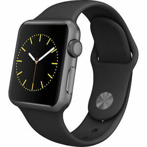 Apple Watch 38mm with warranty