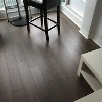 LAMINATE FLOORING INSTALL $0.89/SQFT  BEST PRICE IN EDMONTON