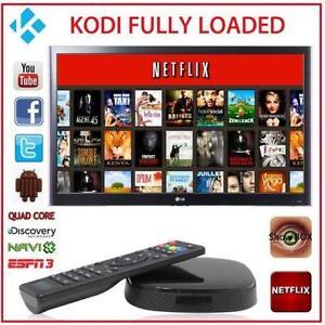 Quad Core  TV Box- Free TV, Movies,Shows-call/text613-242-1444