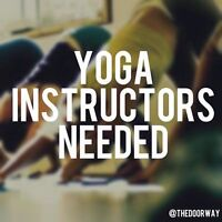Volunteer Yoga Instructor needed (One time event)