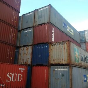 40' Std/HC Storage Containers for Sale!!
