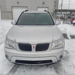 2007 Pontiac Torrent DÉMARREUR À DISTANCE