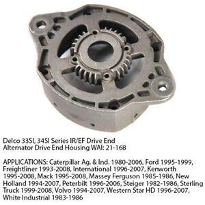 Alternator Slip-Ring End & Drive End Plates @Art's Auto Electric