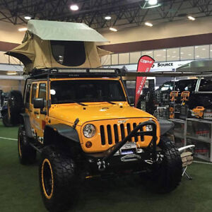 Rooftop or Truck Mounted Tents by ARB at Cap-it Cranbrook