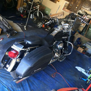 For sale or trade turn key road King