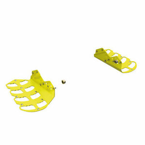Ski-Doo Chassis Reinforcement Kit - Sunburst Yellow
