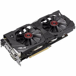 Asus GeForce STRIX-GTX970-DC2OC-4GD5 nVidia GTX970 4GB GDDR5
