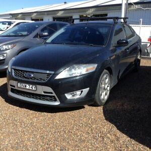 2010 Ford Mondeo MC Titanium 6 Speed Sports Automatic Hatchback Raymond Terrace Port Stephens Area Preview
