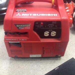 Used 1000W Mitsubishi Generators