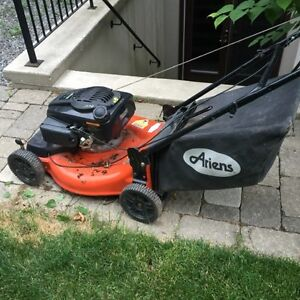 Lawn mower good condition