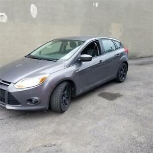 BELLE FORD FOCUS SE 2012 AUTOMATIC AIR CLIM GRPE ELCT 140KM