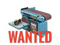 Clarke Disk and Belt Sander *Wanted*