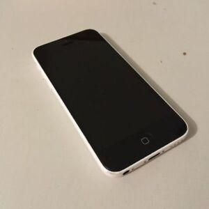 White iPhone 5C Mint Condition!