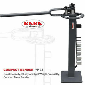 Tools -KAKA Floor-Type COMPACT Metal BENDER YP-38