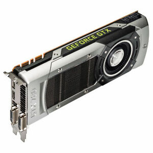 Asus GTX780-3GD5 nVidia GTX 780 3GB GDDR5 PCI-E