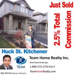 Real Estate Services at Discounted Commission