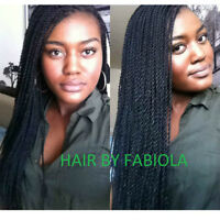 AFRICAN BRAIDS TRESSES AFRICAINES SENEGAL TWISTS WAVE ETC