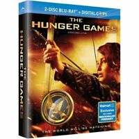 Hunger Games 1,2 and 3 Blu Ray