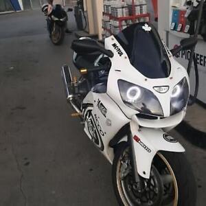 2007 kawasaki ninja zzr600