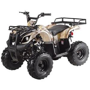 Largest ATV dealer in GTA! We carry 110cc to 800cc! Call now!