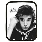 Justin Bieber Laptop Bag