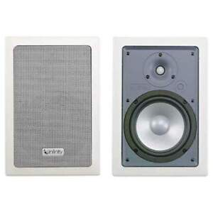IN WALL SPEAKERS NEW IN A BOX FOR SALE