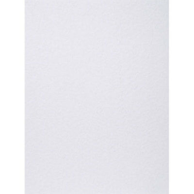 Darice Sticky Back Stiff Felt Sheet White 9 x 12 inches (5-Pack) FLT-0431