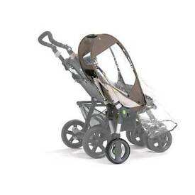 Buggy pod sing to double pram or buggy